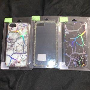 4 IPhone 6/7/8 cases